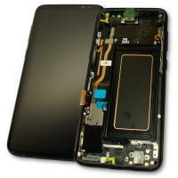 Дисплей Samsung G950F G950FD Galaxy S8 + сенсор и рамка, черный GH97-20457A (оригинал 100%)