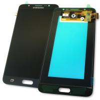 Дисплей Samsung J710F J710H Galaxy J7 2016 + сенсор черный GH97-18855B (оригинал 100%)