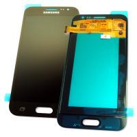 Дисплей Samsung J200F J200G Galaxy J2 2015 + сенсор черный GH97-17940C (оригинал 100%)