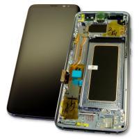 Дисплей Samsung G950F G950FD Galaxy S8 + сенсор и рамка, серый GH97-20457C (оригинал 100%)