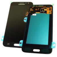 Дисплей Samsung J320F J320G Galaxy J3 2016 + сенсор черный GH97-18414C (оригинал 100%)
