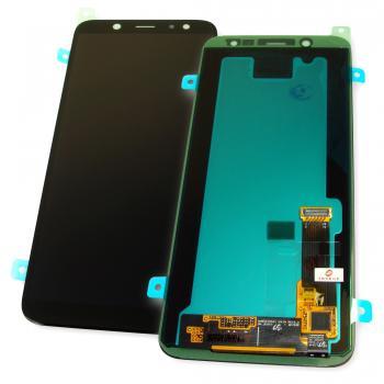 Дисплей Samsung A600F A600G Galaxy A6 2018 + сенсор черный GH97-21897A GH97-21898A (оригинал 100%)