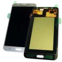 Дисплей Samsung J701F J701M Galaxy J7 Nxt Duos + сенсор серебристый GH97-20904C (оригинал 100%)