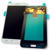 Дисплей Samsung J700F J700H Galaxy J7 2015 + сенсор белый GH97-17670A (оригинал 100%)