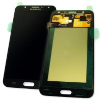 Дисплей Samsung J700F J700H Galaxy J7 2015 + сенсор черный GH97-17670C (оригинал 100%)