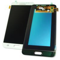 Дисплей Samsung J710F J710H Galaxy J7 2016 + сенсор белый GH97-18855C (оригинал 100%)
