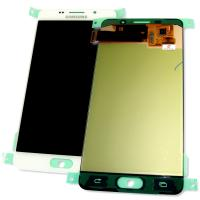 Дисплей Samsung A510F Galaxy A5 2016 + сенсор белый GH97-18250A (оригинал 100%)