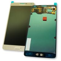 Дисплей Samsung A700F Galaxy A7 2015 + сенсор золотистый GH97-16922F (оригинал 100%)