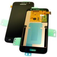 Дисплей Samsung J120F J120H Galaxy J1 2016 + сенсор черный GH97-18224C (оригинал 100%)