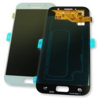 Дисплей Samsung A520F Galaxy A5 2017 + сенсор голубой GH97-19733C (оригинал 100%)
