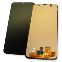 Дисплей Samsung A505F A505G Galaxy A50 2019 OLED + сенсор черный (копия ААА)