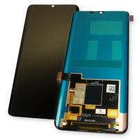 Дисплей Xiaomi Mi Note 10 / Mi Note 10 Pro / Mi CC9 / Mi CC9 Pro + сенсор черный (оригинал Китай)
