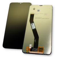 Дисплей Xiaomi Redmi 8A / Redmi 8 + сенсор черный (оригинальные комплектующие)