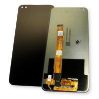 Дисплей Realme X50 5G + сенсор черный (оригинал Китай)