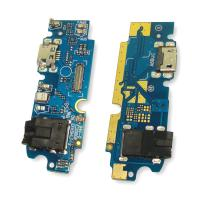 Разъем зарядки Asus ZenFone Max Plus M1 ZB602KL на плате + разъем под наушники и микрофон (копия ААА)