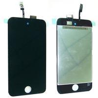 Дисплей iPod Touch 4-го поколения + сенсор черный (матрица оригинал / сенсор копия)