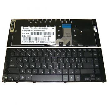 Клавиатура ноутбука HP 5310M (рус/англ) - черный